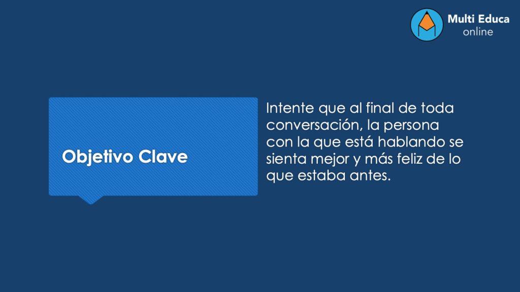 Objetivo Clave